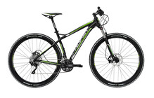 Ghost SE 2950 black/white/green
